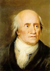 Portrait: Friedrich Gottlieb Klopstock
